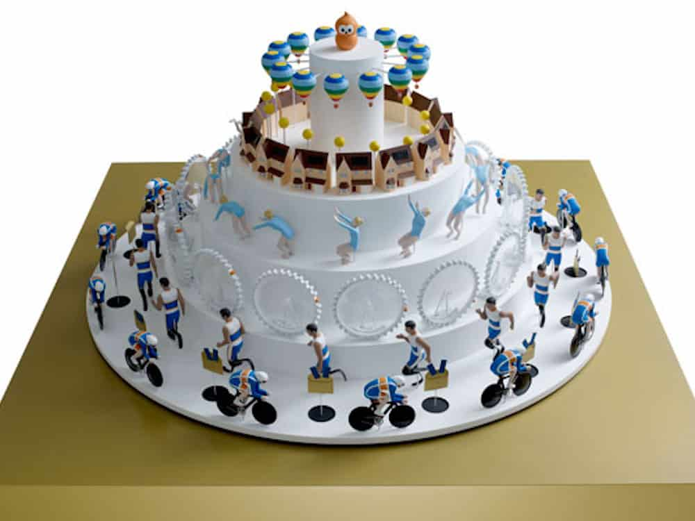 3D Zoetrope created for EDF Energy 2012