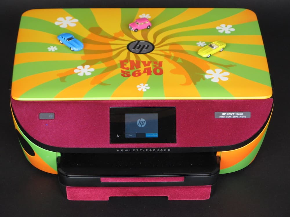 hp envy austin powers printer modelmakers