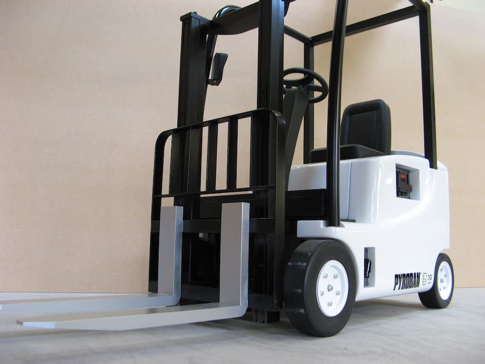 Pyroban forklift truck – Model
